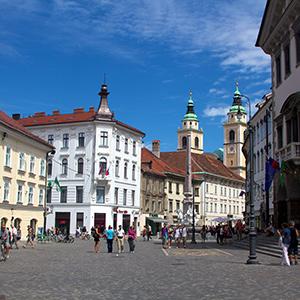Vieux Ljubljana