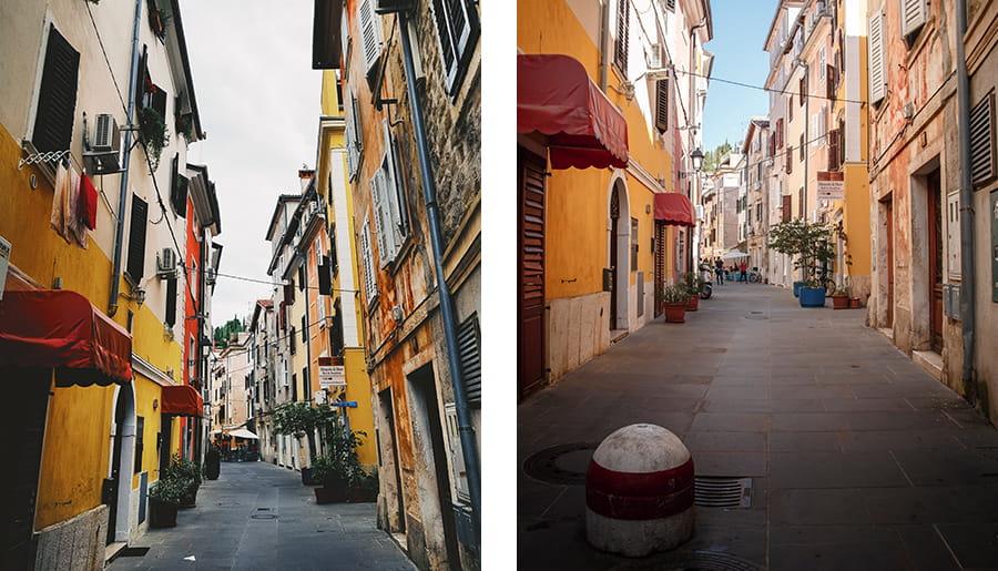 Ruelles centre ville
