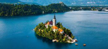 Visiter le lac de Bled