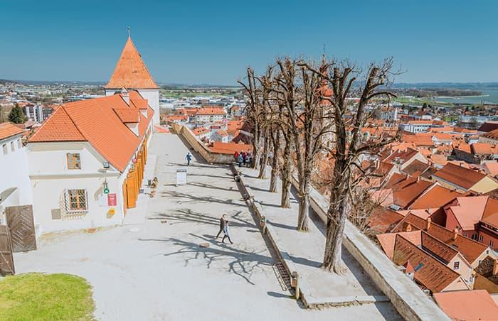 château Maribor