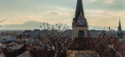 Les plus grandes villes de Slovénie