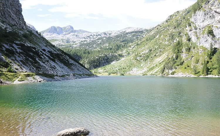Lac de Krn