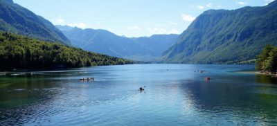 Le lac de Bohinj : petit coin de paradis en Slovénie