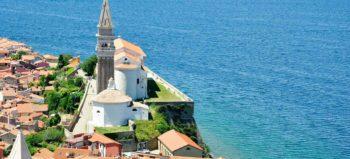 La côte Slovène : merveille de l'Adriatique
