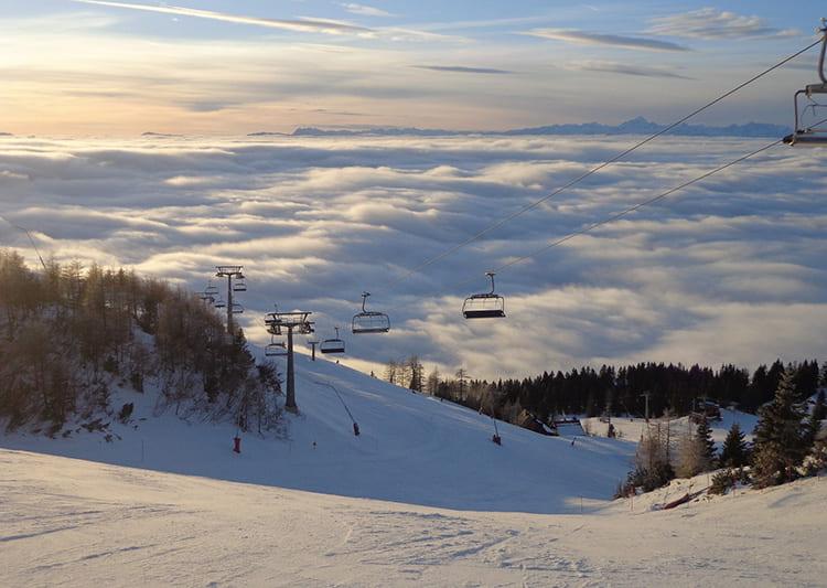 Station de ski Kravec