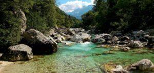 Vallée et rivière de la Soca : la merveille émeraude