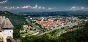 Visiter Celje, la cité des princes