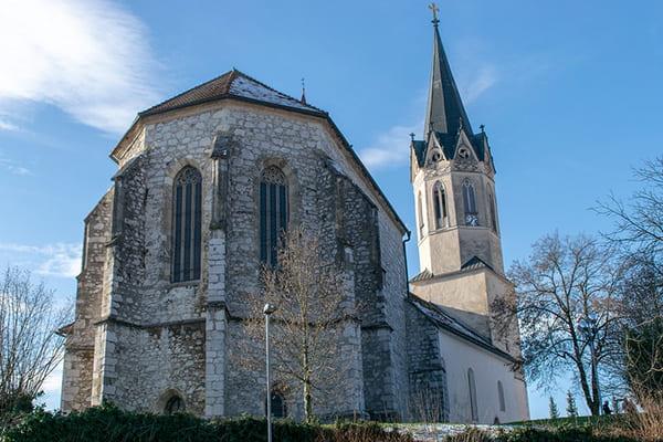 Cathédrale de Novo Mesto