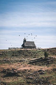 chapelle de velika planina